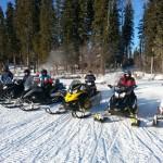 Elk Ridge ride 2015 Feb 26th